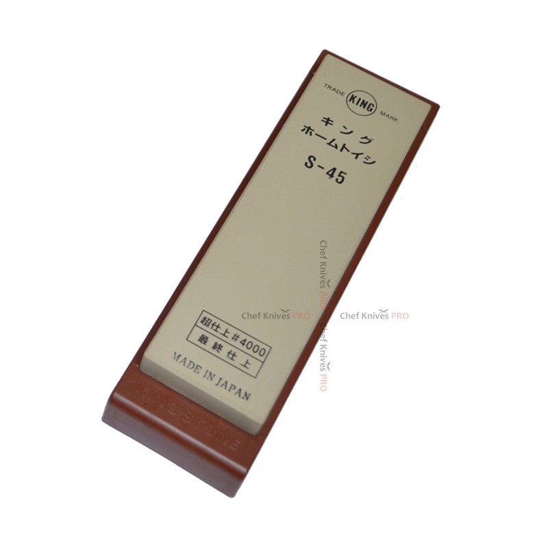King Stone # 4000 Grit Sharpening Stone