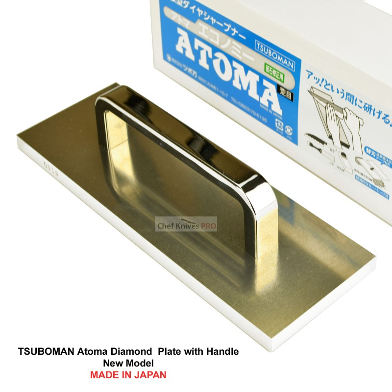 Atoma Diamond Plate # 400 Grit with Handle