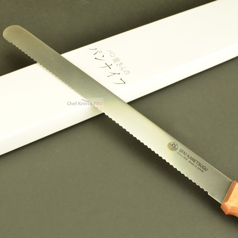Japanese High Quality Bread Knife 260mm Made in JAPAN