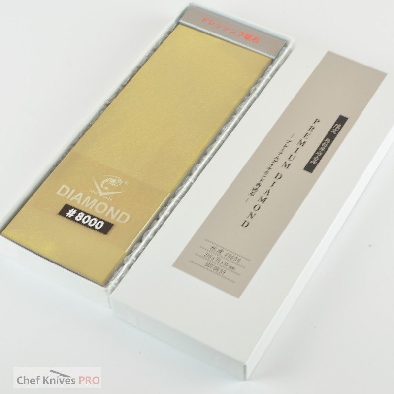 Naniwa Diamond #8000 grit Premium Stone Limited Addition