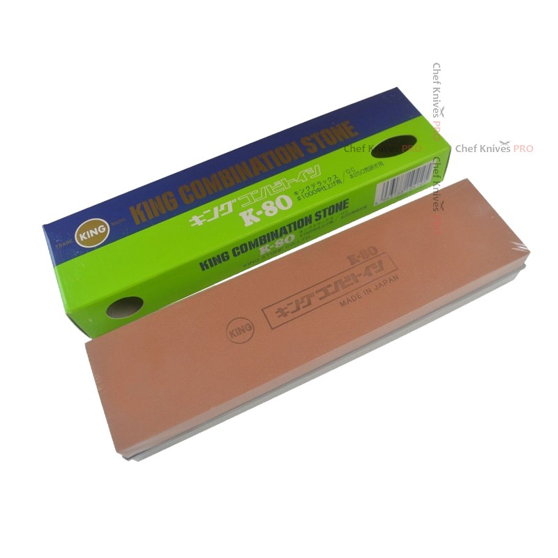 King Stone # 250/1000 Grit Sharpening Stone