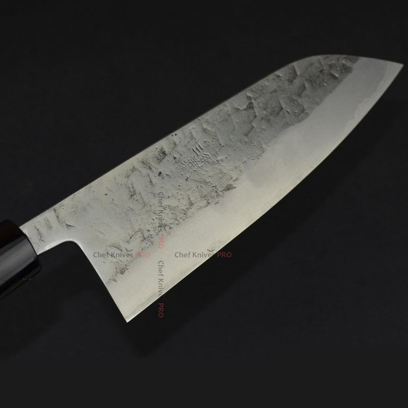 Yoshimune White#1 Santoku 165mm knife